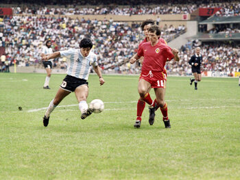 Maradona en maestro