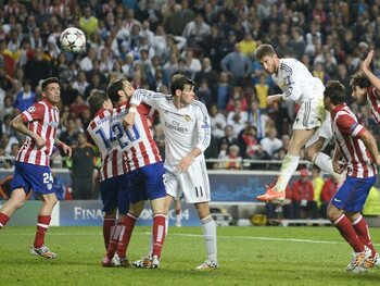 Real Madrid - Atletico Madrid (2014 en 2016)
