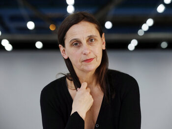 Une touche belge avec Anne Teresa De Keersmaeker