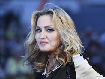 Madonna - Benfica