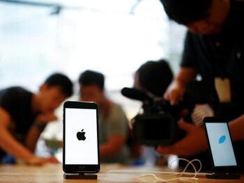 Les criminels n'utilisent pas d'iPhones