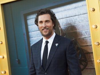 Matthew McConaughey - Jack dans «Titanic»