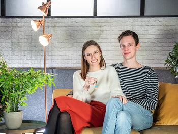 Cara (25) & Wouter (26) uit Antwerpen