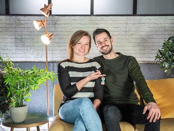 Flo (30) & Jan (30) uit Vlaams-Brabant