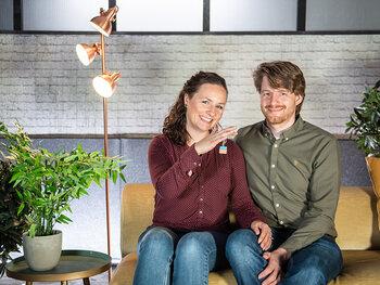 Nathalie (32) & Jeroen (32) uit Antwerpen