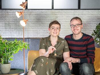 Phylicia (27) & Rob (39) uit Oost-Vlaanderen