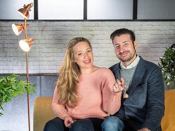 Sandra (43) & Michael (43) uit Brussels Hoofdstedelijk Gewest