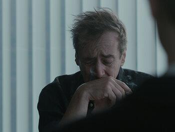 Luc Hoeven (Kris Cuppens) - Vader van Kato (en ziener)