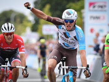 Champion de Belgique à 26 ans