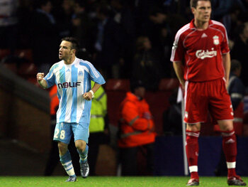 One day, one goal: Valbuena réduit Anfield au silence