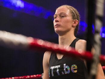 La meilleure boxeuse du monde