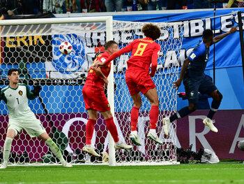 Umtiti envoie la France en finale