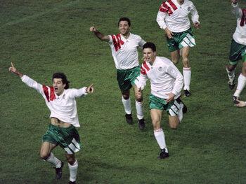 One day, one goal: Kostadinov prive la France du Mondial 94