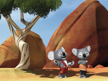 Blinky Bill, le film
