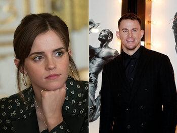 Channing Tatum Vs Emma Watson