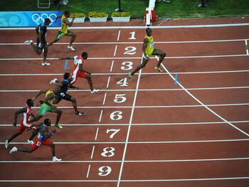 Unforgettable: Usain Bolt boekt zijn plaatsje als ultieme sprintlegende