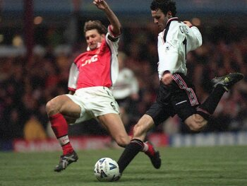 One day, one goal: le slalom exceptionnel de Giggs contre Arsenal