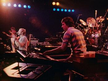 Op tournee met Genesis dankzij de docu 'Three Sides Live'
