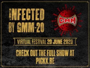 """Graspop Metal Meeting et Proximus Pickx présentent le festival virtuel """"Infected by GMM-20"""""""