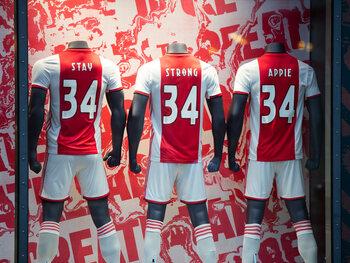 Ajax neemt zijn verantwoordelijkheid