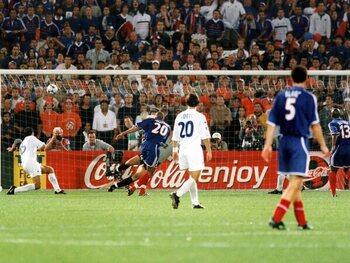 Hoogtepunten in de EK-geschiedenis: de golden goal van Trezeguet
