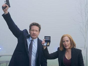 X-Files: Aux frontières du réel