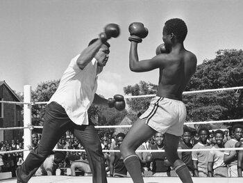 Muhammad Ali zet druk op andere landen