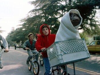 Star Wars et E.T.