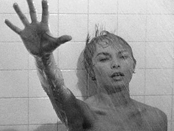 Janet Leigh : Psychose