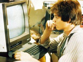 Hackers gebruiken enkel hun toetsenbord