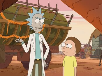 1. Rick and Morty