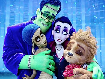 'Monster Family' en meer Halloween in de VOD-catalogus