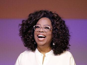 Un petit chewing gum, Oprah?