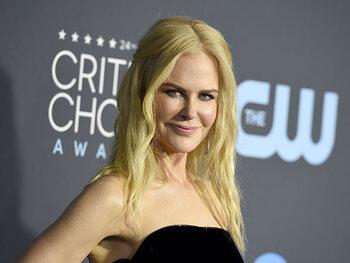 Nicole Kidman aime tous les insectes...ou presque