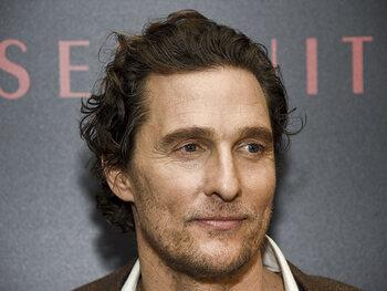 Une tournée pour Matthew McConaughey