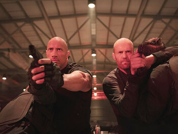 Fast & furious: Hobbs and shaw