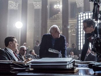 Scorsese sur Netflix?