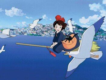 Regardez et célébrez le 30e anniversaire de 'Kiki la petite sorcière'
