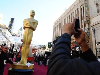 Le prix d'un Oscar