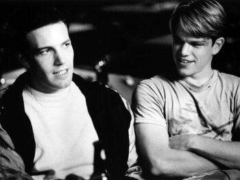 Matt Damon et Ben Affleck