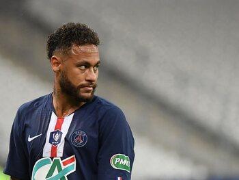 Attaque: Neymar