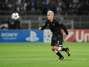 One day, one goal: Griezmann legt Lyon het zwijgen op