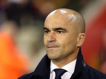 Le sélectionneur national: Roberto Martinez