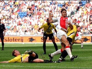 Le plus beau but de l'Ajax jamais inscrit