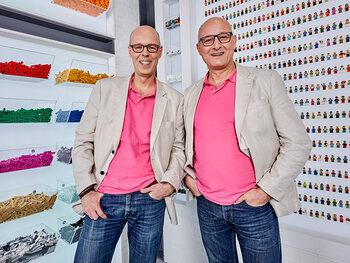 Vlaams-Nederlands duo Eric en Jaco