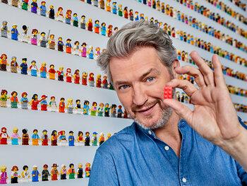 Deze duo's strijden om de titel van LEGO Masters