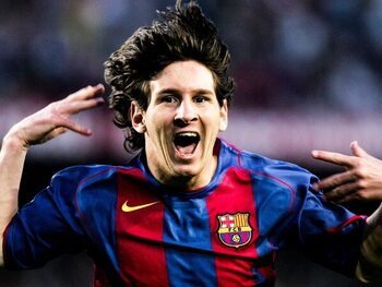 One day, one goal: Lionel Messi ouvre magistralement son compteur contre Albacete