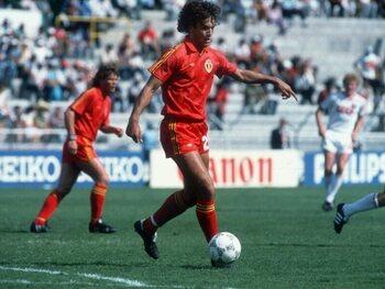 11: la Belgique sort vainqueur d'un match de légende contre l'URSS au Mondial 86