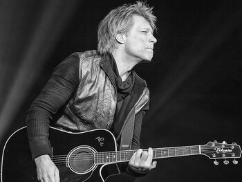 Jon Bon Jovi s'éclate dans Star Wars