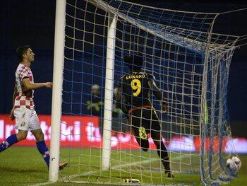 Kroatië - België (1-2)